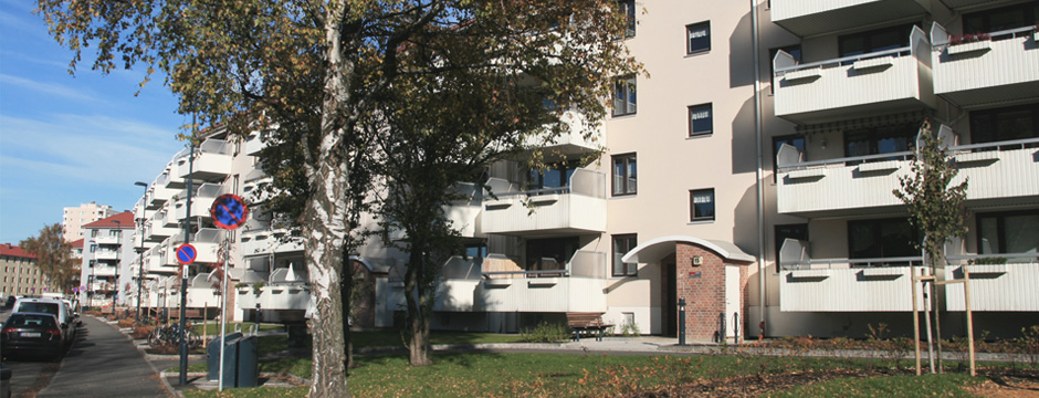 Cooperative housing